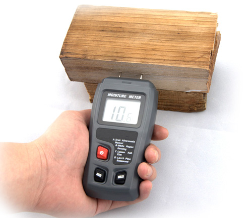 Higr metro medidor de humedad papel carton y madera en - Medidor de humedad ...