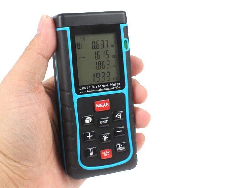 Distanci metro per wincha l ser medidor de distancia for Medidor de distancia laser