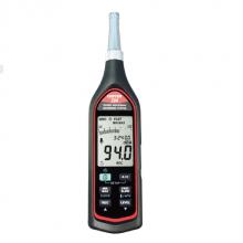 anem/ómetro term/ómetro humidimetre Multimetre 5-en-1: son/ómetro y lux/ómetro