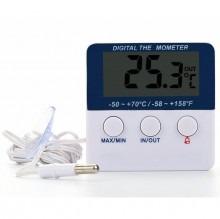 Termometro Ambiental Venta De Termometros Digitales Para Medio Ambiente Precios De Termometros Digitales Valiometro Dependiendo de las funciones que busque, ofrecemos equipos para realizar mediciones por contacto. medio ambiente